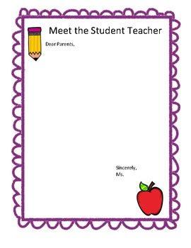 Cover letter teacher position examples